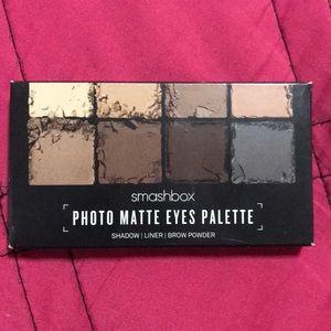 Smash box photo matte eyes palette